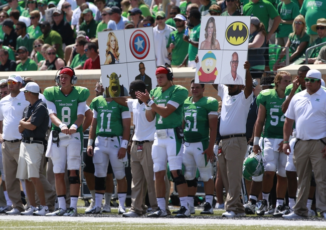 Louisiana Tech Bulldogs at North Texas Mean Green CFB Pick, Odds, Prediction - 9/11/14