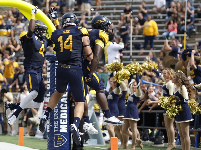 Eastern Michigan vs. Toledo - 11/28/14 College Football Pick, Odds, and Prediction