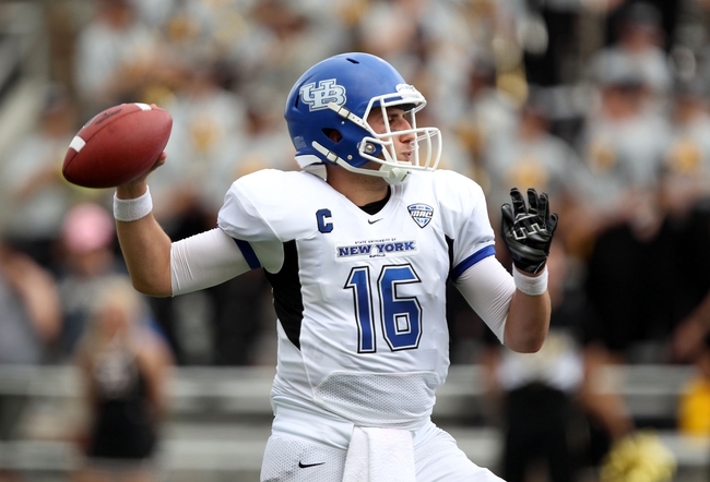 Massachusetts vs. Buffalo - 11/28/14 College Football Pick, Odds, and Prediction