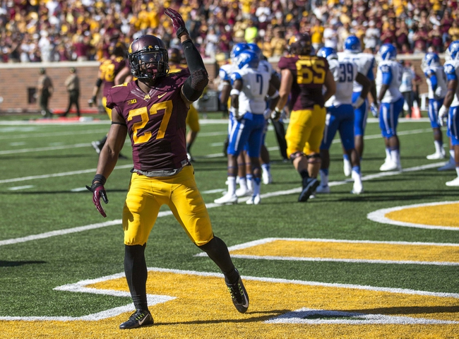 TCU Horned Frogs vs. Minnesota Golden Gophers CFB Pick, Odds, Prediction - 9/13/14