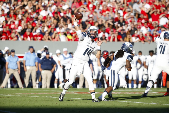 Rice Owls vs. Old Dominion Monarchs Pick-Odds-Prediction - 9/20/14