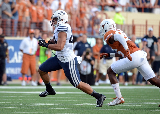 BYU Cougars vs. East Carolina Pirates - 10/10/15 College Football Pick, Odds, and Prediction
