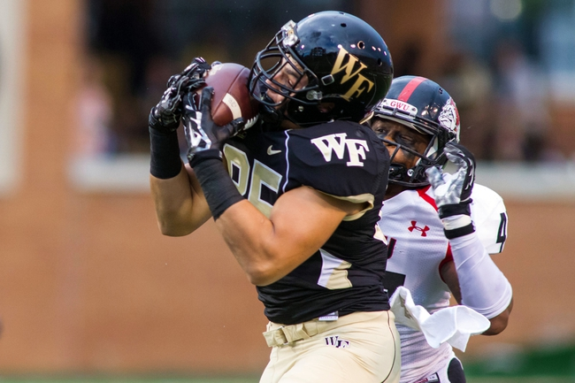 Wake Forest Demon Deacons vs. Syracuse Orange Pick-Odds-Prediction 10/18/14