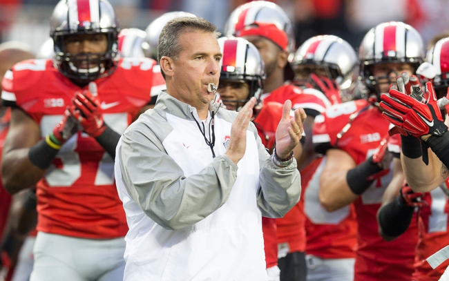 Ohio State Buckeyes vs. Kent State Golden Flashes CFB Pick, Odds, Prediction - 9/13/14