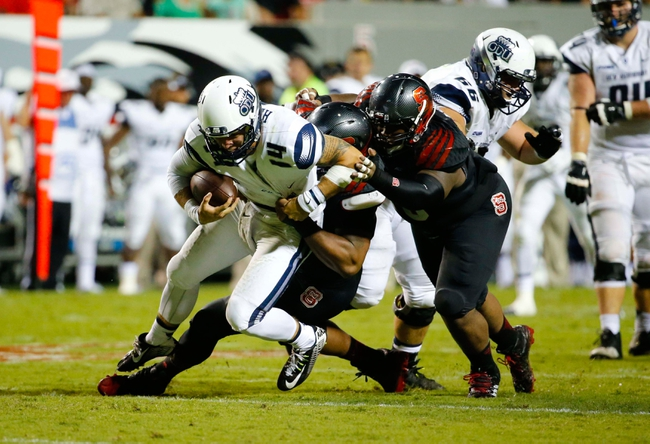 North Carolina State Wolfpack vs. Old Dominion Monarchs - 9/19/15 College Football Pick, Odds, and Prediction
