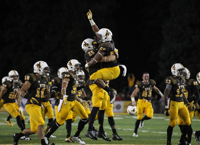 Wyoming vs. North Dakota - 9/5/15 College Football Pick, Odds, and Prediction