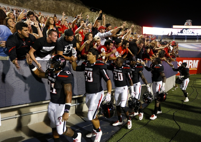 Texas Tech Red Raiders vs. Arkansas Razorbacks CFB Pick, Odds, Prediction - 9/13/14