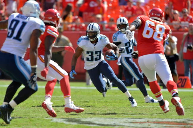 Titans vs. Chiefs - 8/28/15 NFL Pick, Odds, and Prediction