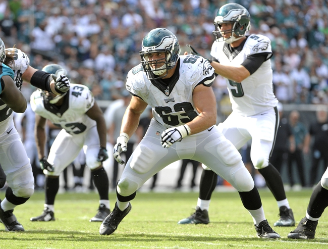Indianapolis Colts vs. Philadelphia Eagles - 9/15/14 NFL Pick and Odds