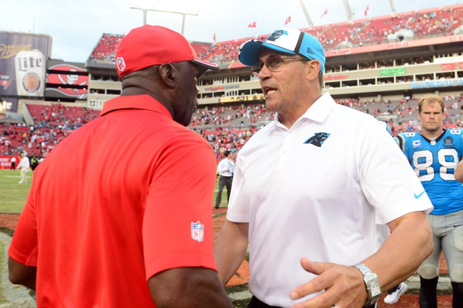 Panthers vs. Buccaneers - 12/14/14 NFL Pick, Odds, and Prediction