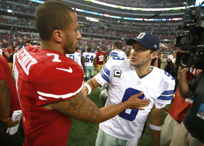 Cowboys vs. 49ers - 8/23/15 NFL Pick, Odds, and Prediction