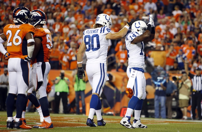 Broncos vs. Colts - 1/11/15 Divisional Playoffs Pick, Odds, and Prediction