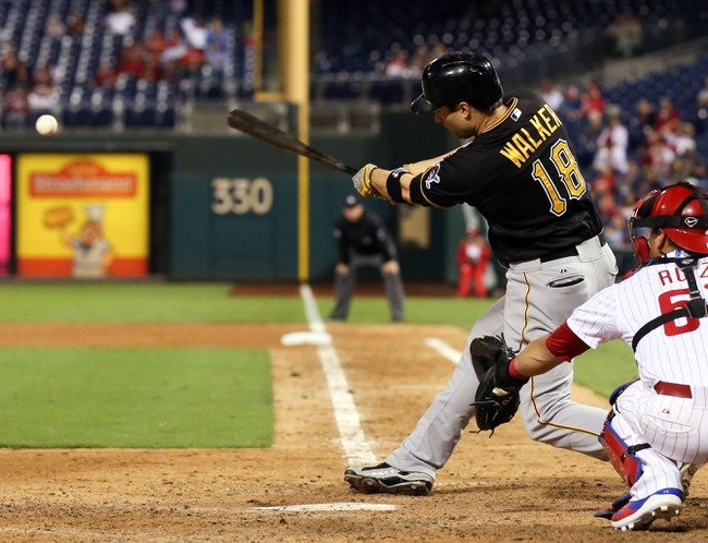 Philadelphia Phillies vs. Pittsburgh Pirates MLB Pick, Odds, Prediction - 9/10/14