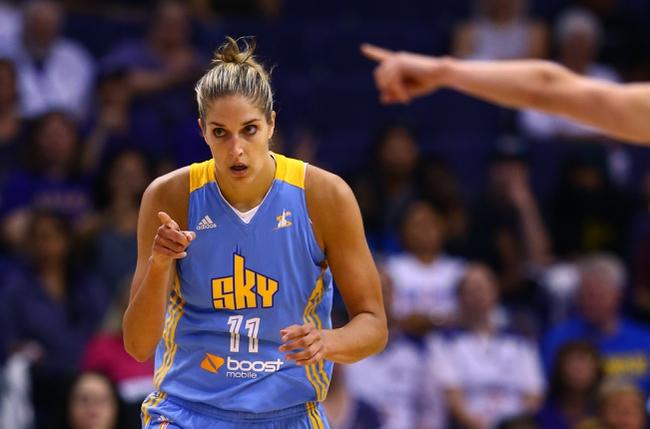 WNBA All-Star Game - 7/25/15 WNBA Pick, Odds, and Prediction