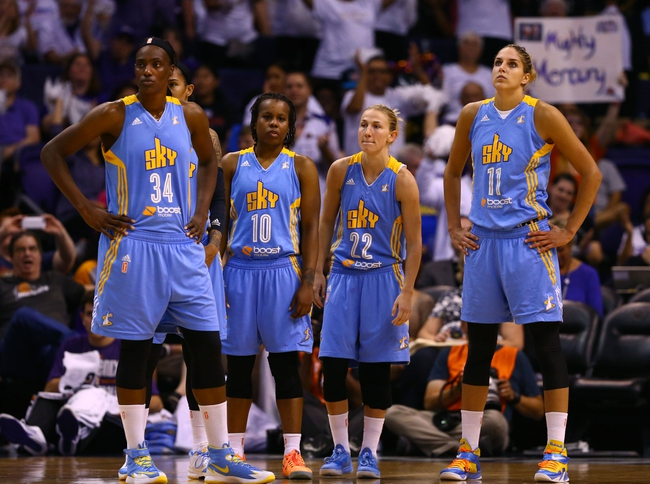 Dallas Wings vs. Chicago Sky - 7/15/16 WNBA Pick, Odds, and Prediction