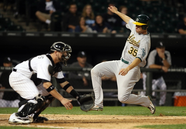 Chicago White Sox vs. Oakland Athletics MLB Pick, Odds, Prediction - 9/10/14