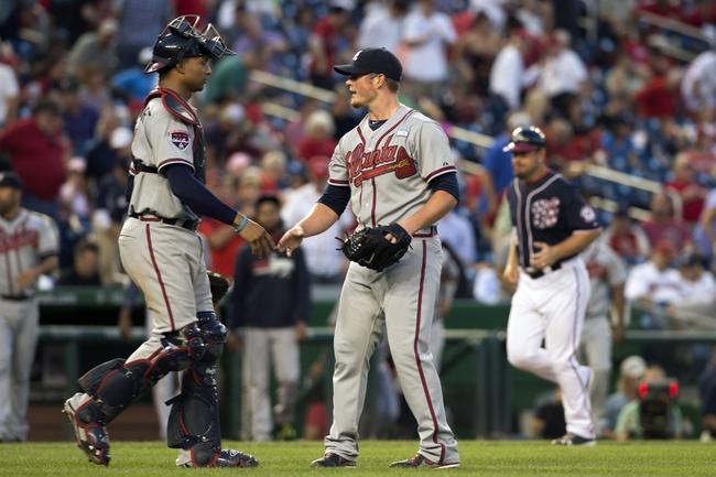 Atlanta Braves vs. Washington Nationals MLB Pick, Odds, Prediction - 9/15/14