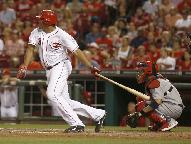Cincinnati Reds vs. St. Louis Cardinals MLB Pick, Odds, Prediction - 9/11/14