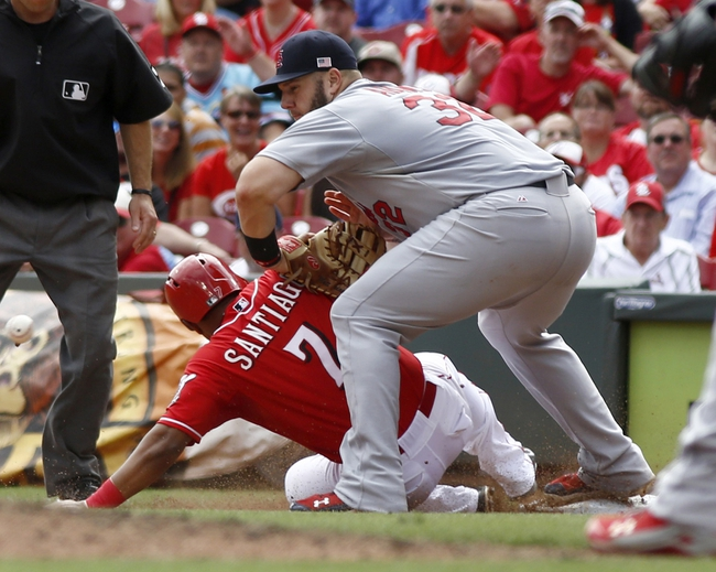 St. Louis Cardinals vs. Cincinnati Reds Pick-Odds-Prediction - 9/19/14