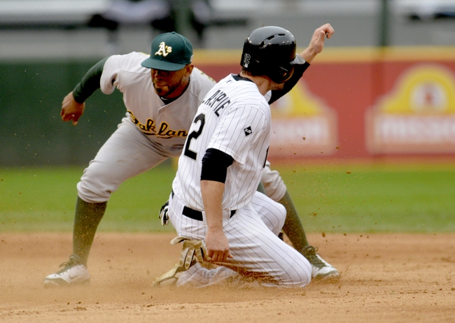 Oakland Athletics vs. Chicago White Sox - 5/15/15 MLB Pick, Odds, and Prediction