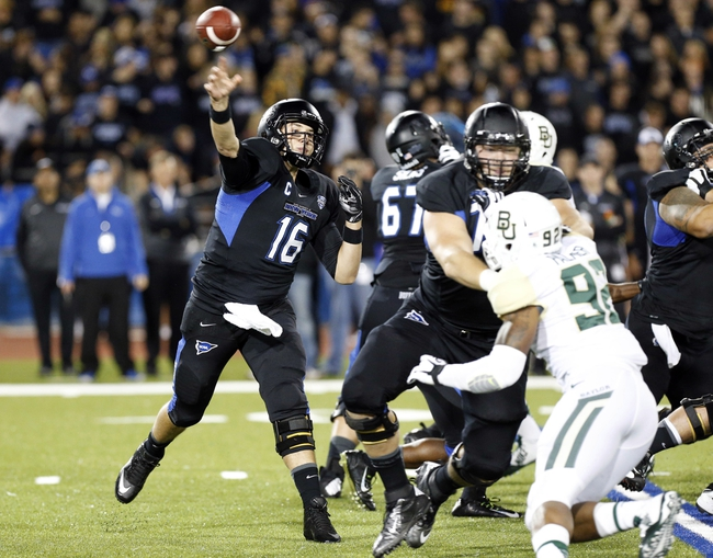 Buffalo Bulls vs. Kent State Golden Flashes - 11/19/14 College Football Pick, Odds, and Prediction