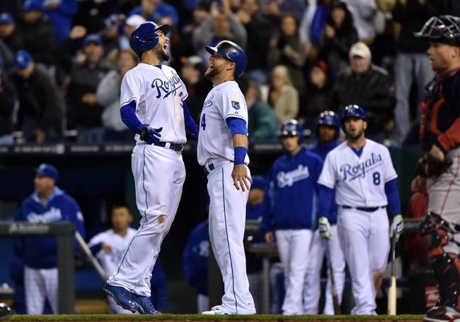 Kansas City Royals vs. Boston Red Sox MLB Pick, Odds, Prediction - 9/13/14