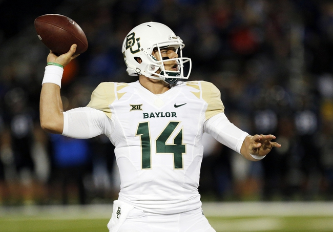 Iowa State Cyclones vs. Baylor Bears CFB Pick, Odds, Prediction - 9/27/14