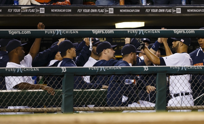 Detroit Tigers vs. Cleveland Indians 9/13/14 MLB Pick and Odds