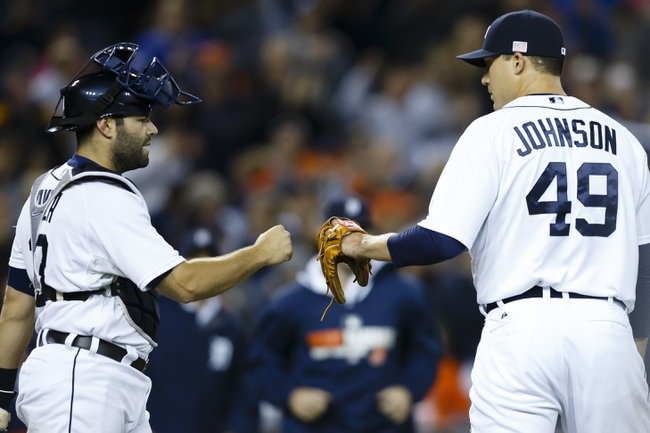 Detroit Tigers vs. Cleveland Indians MLB Pick, Odds, Prediction - 9/14/14