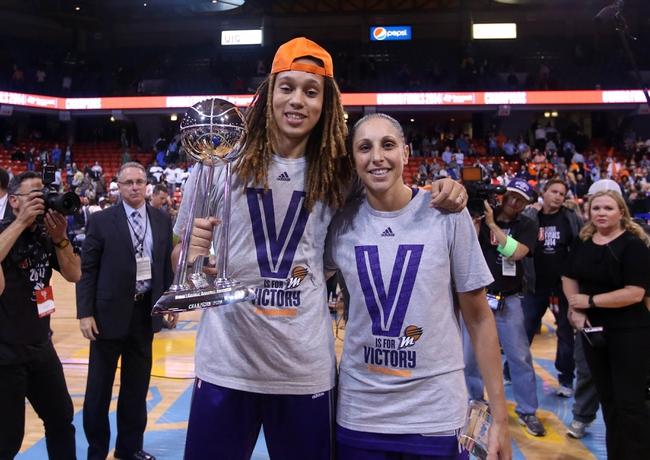 Minnesota Lynx vs. Phoenix Mercury - 5/25/16 WNBA Pick, Odds, and Prediction