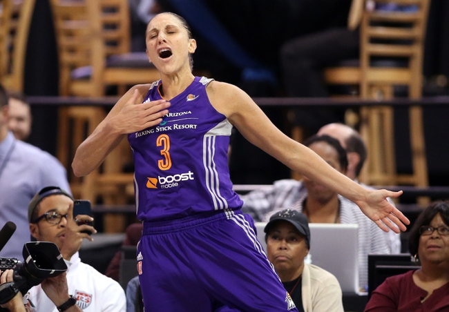 Seattle Storm vs. Phoenix Mercury - 5/20/16 WNBA Pick, Odds, and Prediction
