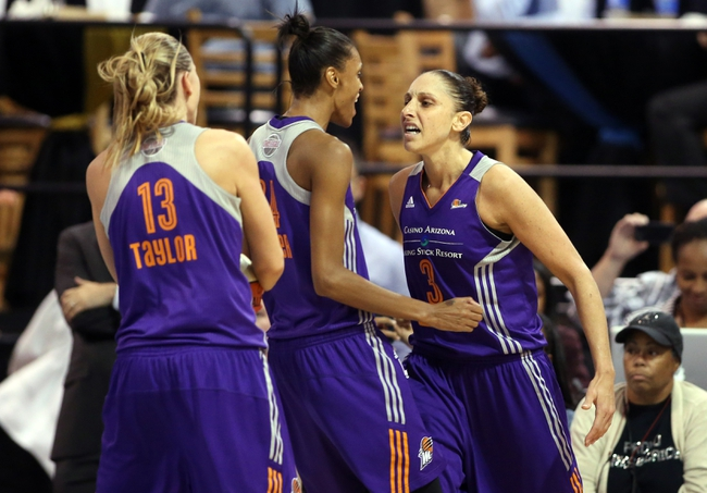 Minnesota Lynx vs. Phoenix Mercury - 8/23/15 WNBA Pick, Odds, and Prediction