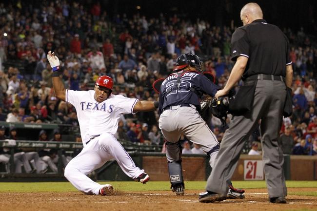 Texas Rangers vs. Atlanta Braves MLB Pick, Odds, Prediction - 9/13/14