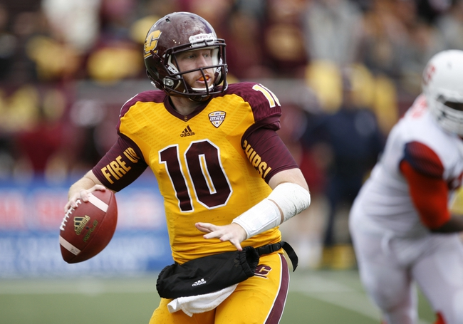 Central Michigan vs. Oklahoma State - 9/3/15 College Football Pick, Odds, and Prediction