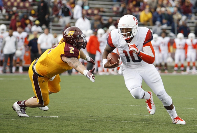 Central Michigan Chippewas vs. Syracuse Orange - 9/19/15 College Football Pick, Odds, and Prediction