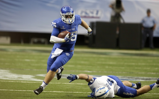Georgia State Panthers vs. Appalachian State Mountaineers - 10/10/15 College Football Pick, Odds, and Prediction