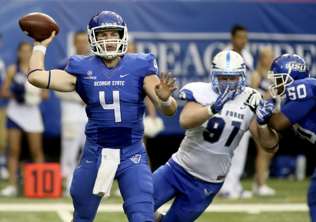Georgia State Panthers vs. Charlotte 49ers - 9/4/15 College Football Pick, Odds, and Prediction