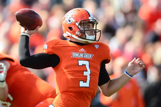 Kent State at Bowling Green - 11/12/14 College Football Pick, Odds, and Prediction