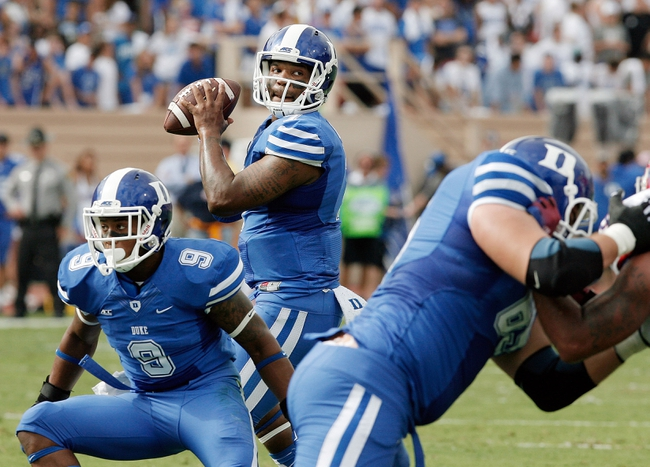Miami Hurricanes vs. Duke Blue Devils Pick-Odds-Prediction 9/27/14