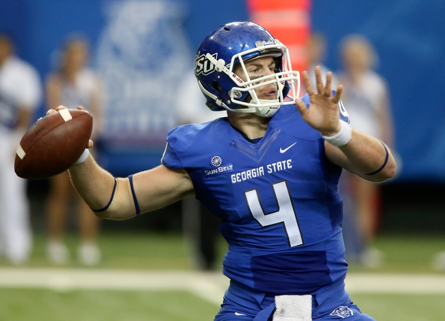 AutoNation Cure Bowl - Georgia State Panthers vs. San Jose State Spartans - 12/19/15 College Football Pick, Odds, and Prediction