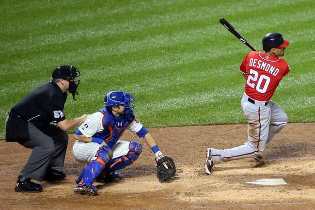 New York Mets vs. Washington Nationals MLB Pick, Odds, Prediction - 9/14/14