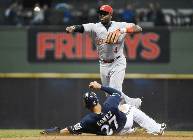 Cincinnati Reds vs. Milwaukee Brewers Pick-Odds-Prediction - 9/23/14
