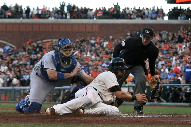 Los Angeles Dodgers vs. San Francisco Giants 9/22/14 MLB Pick and Odds