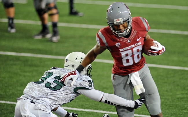 Washington State vs. Portland State - 9/5/15 College Football Pick, Odds, and Prediction