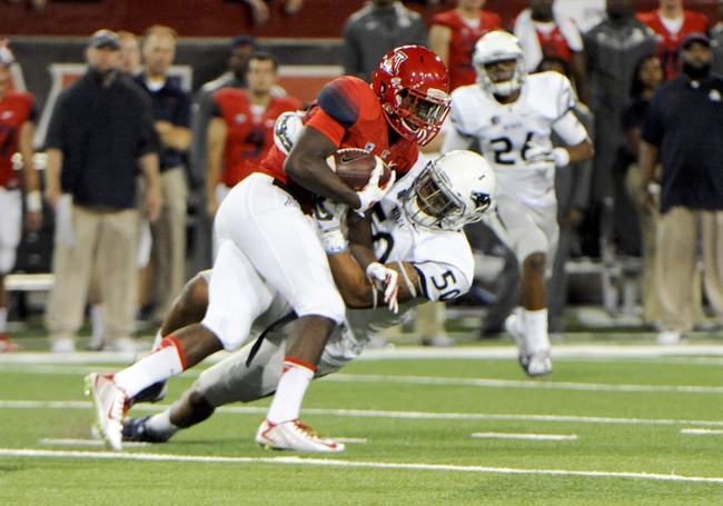 Arizona Wildcats vs. Cal Golden Bears 9/20/14 College Football Pick and Odds
