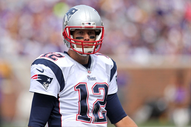 New England Patriots vs. Oakland Raiders - 9/21/14 NFL Pick and Odds