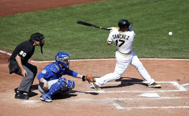 Pirates vs. Cubs - 4/21/15 MLB Pick, Odds, and Prediction