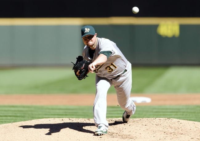 Oakland Athletics vs. Philadelphia Phillies 9/19/14 MLB Pick and Odds