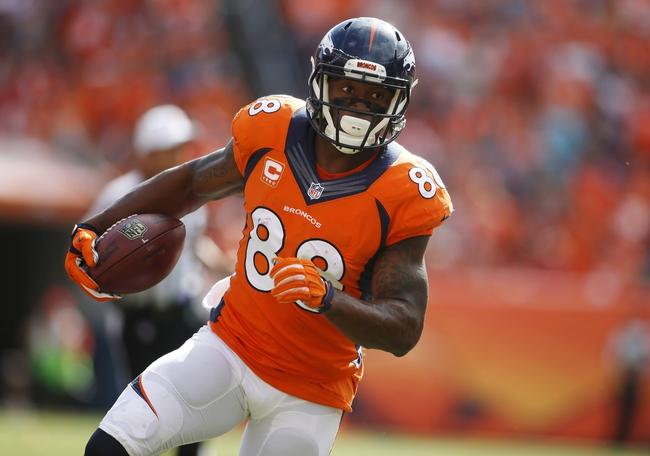 Denver Broncos at New York Jets 10/12/14 NFL Pick, Odds, Prediction