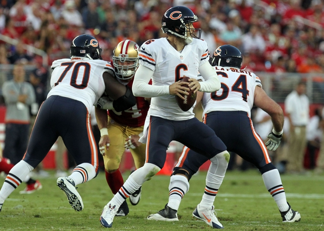 Chicago Bears at San Francisco 49ers 9/14/14 NFL Score, Recap, News and Notes